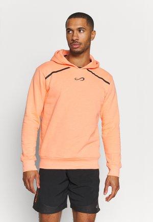 SUDADERA RUSH - Hoodie - orange