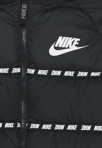 Nike Sportswear - UNISEX - Jas - black/white - 2