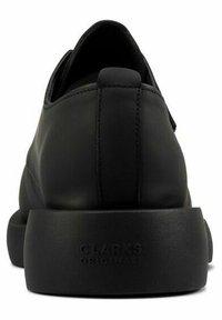 Clarks Originals - MILENO LONDON - Zapatos de vestir - black leather - 2