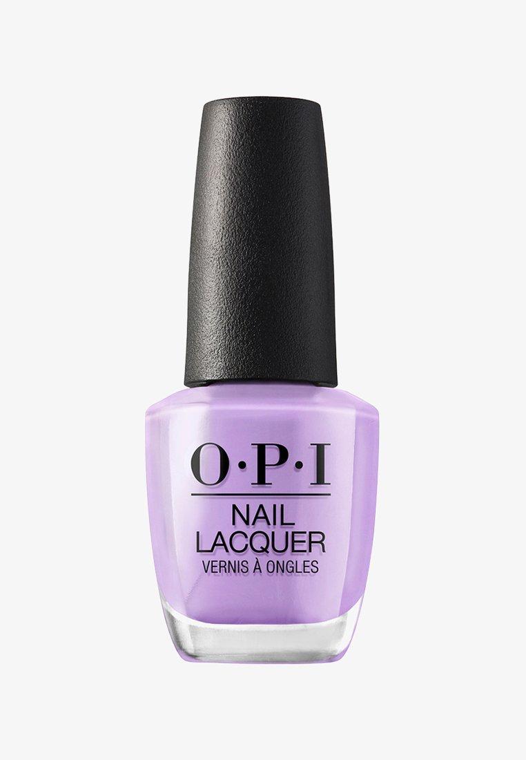 OPI - NAIL LACQUER - Nail polish - nlb 29 do you lilac it?
