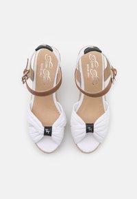 TOM TAILOR - Platform sandals - white - 5