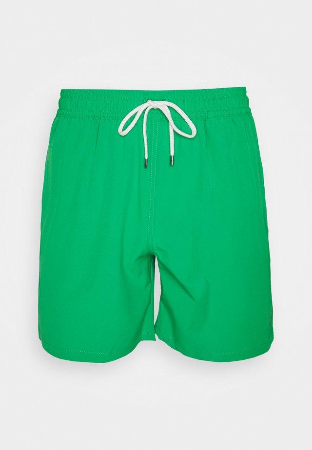 TRAVELER SWIM - Swimming shorts - golf green