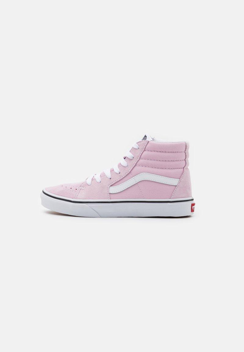Vans - SK8 - Vysoké tenisky - lilac snow/true white