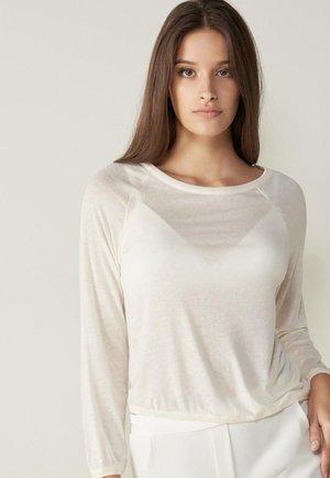 Sweatshirt - vaniglia