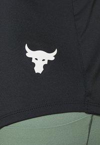 Under Armour - ROCK TANK - Sportshirt - black - 6