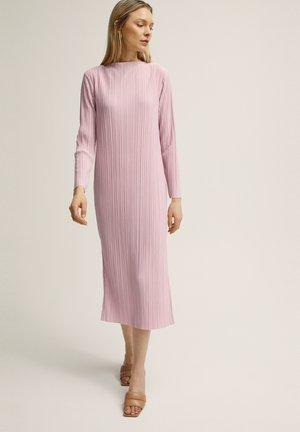 Day dress - dawn pink