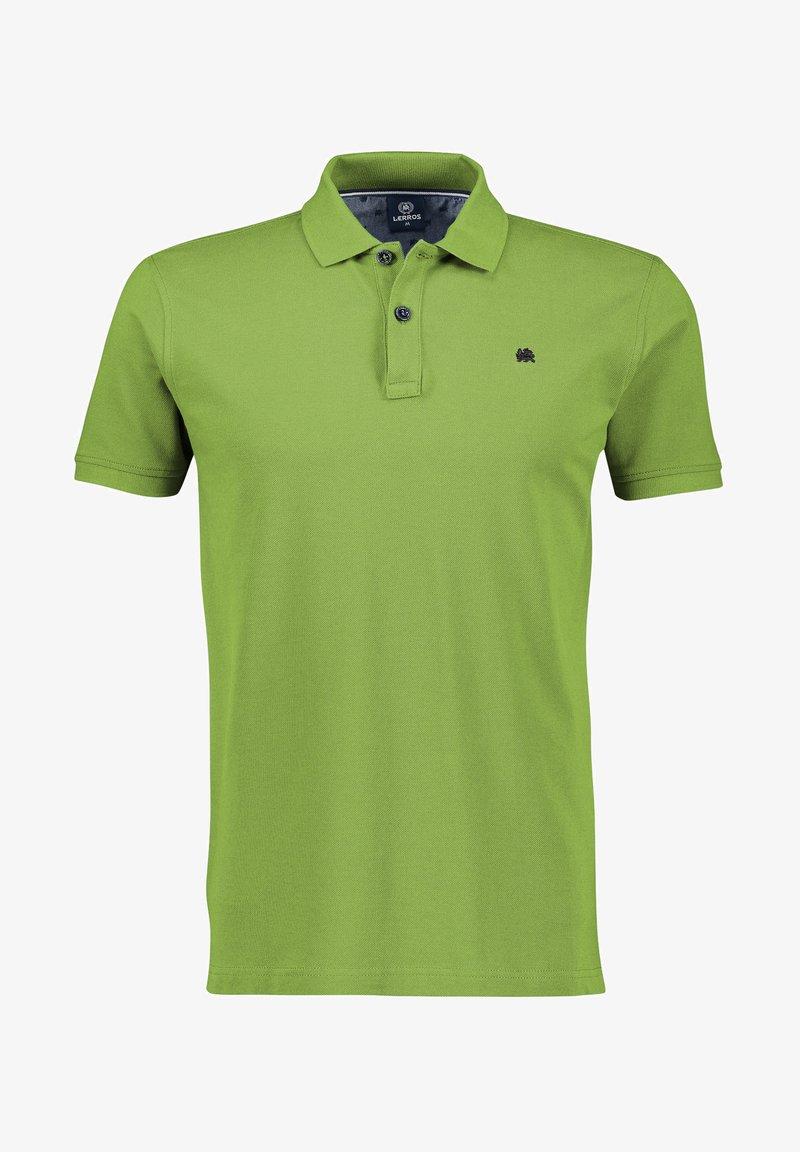 LERROS - Polo shirt - reed green