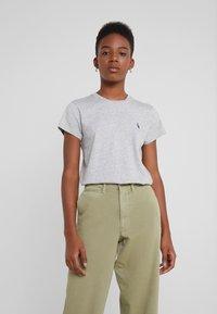 Polo Ralph Lauren - T-shirt basic - cobblestone heath - 0