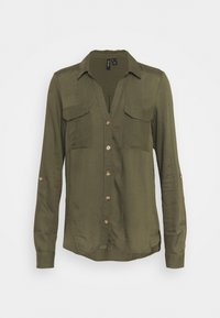 BUMPY - Košile - ivy green