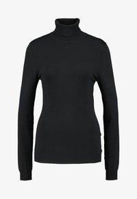 Even&Odd Tall - Sweter - black - 3