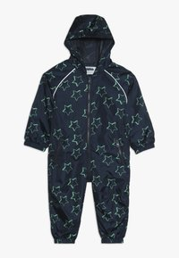 mothercare - BABY STAR PUDDLESUIT - Overal - blue - 0