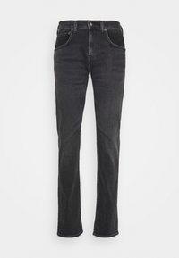 REGULAR - Straight leg jeans - ayano black denim