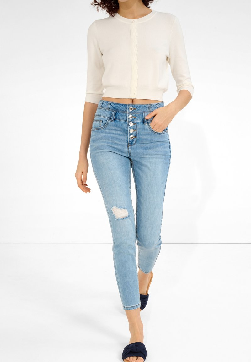 ORSAY - Jeans Skinny Fit - light stoned