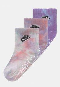 Nike Sportswear - TODDLER 3 PACK UNISEX  - Socks - arctic punch - 0