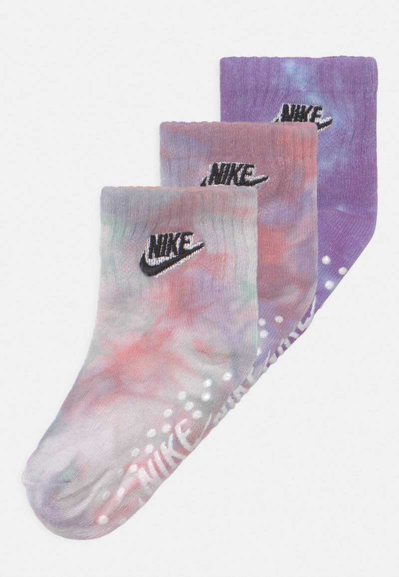 Nike Sportswear - TODDLER 3 PACK UNISEX  - Socks - arctic punch