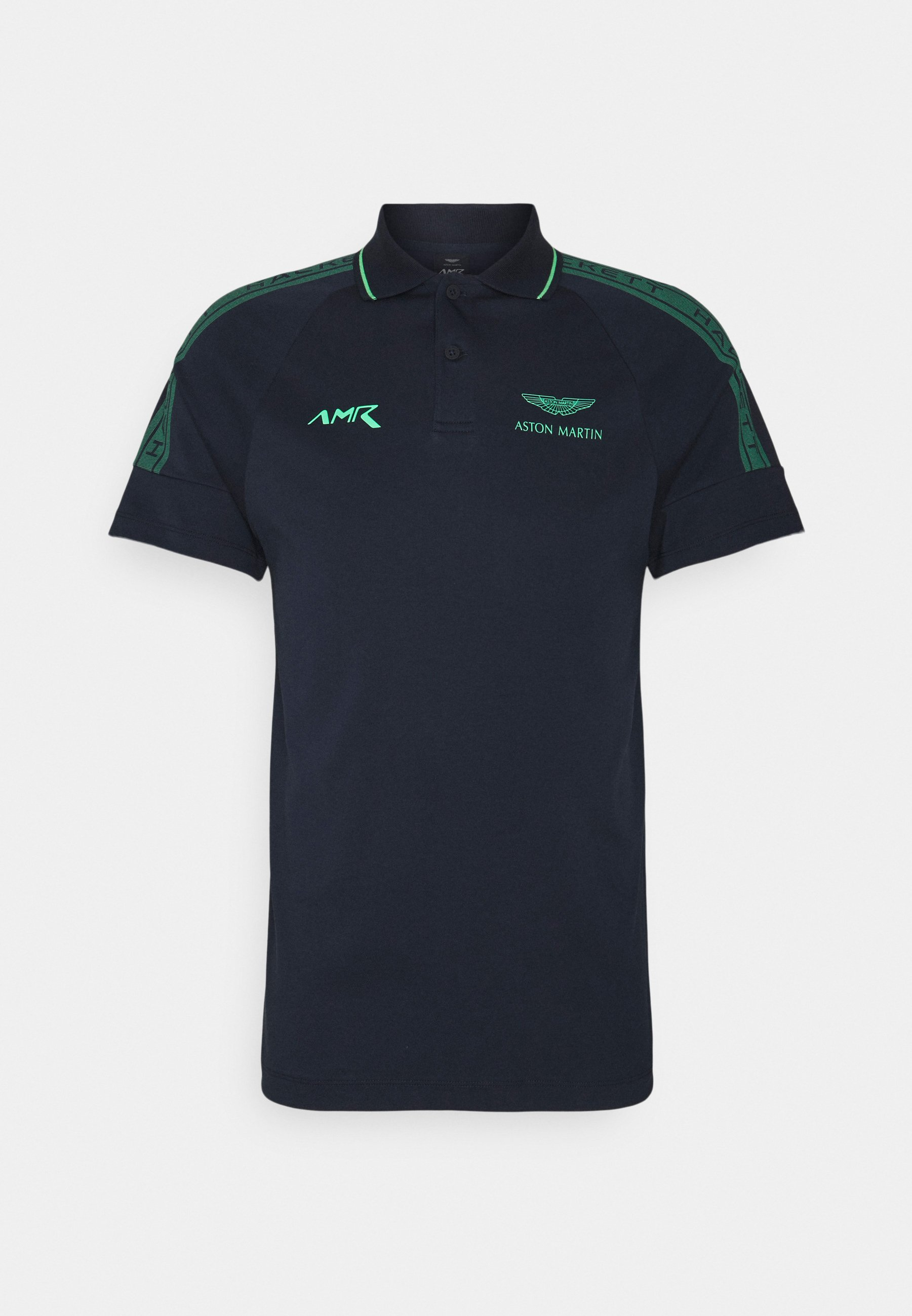 Men TAPE SHOULDER - Polo shirt