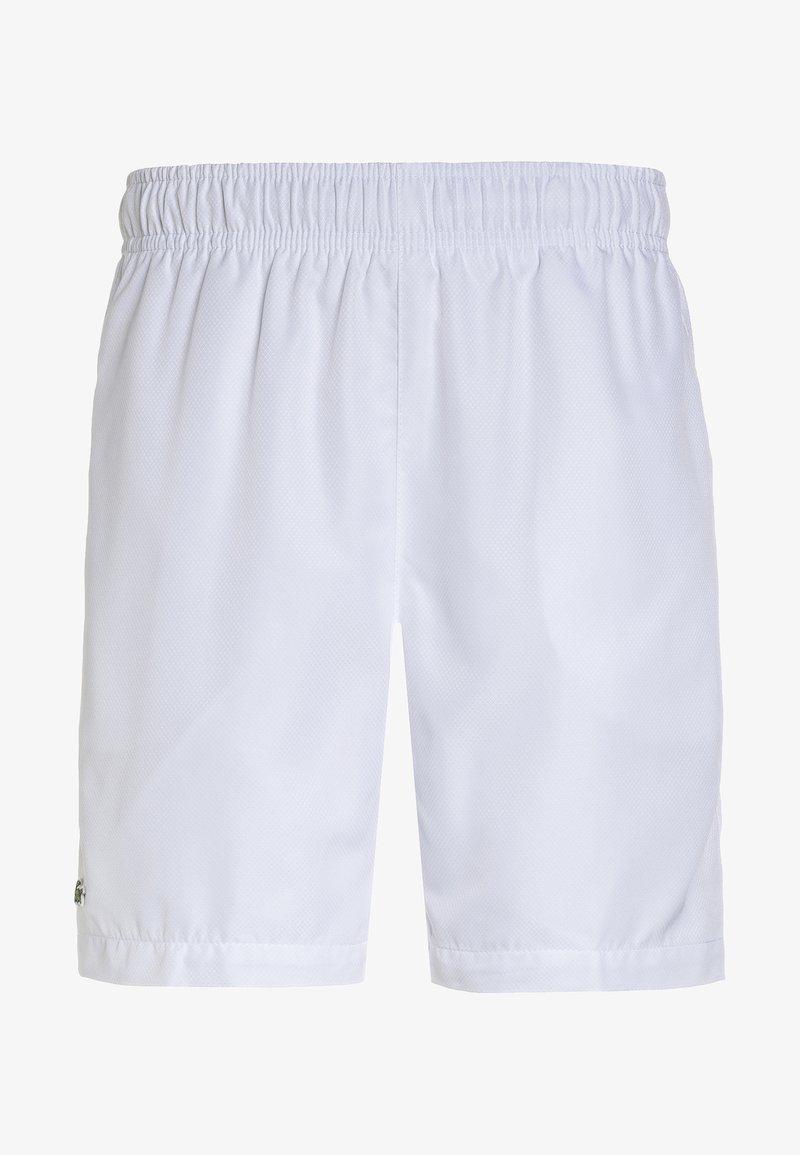 Lacoste Sport - CLASSIC  - Korte broeken - white
