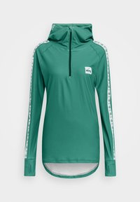 Eivy - ICECOLD ZIP HOOD - Long sleeved top - green - 5