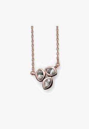 KETTE MIT ANHÄNGER PROMISE - Necklace - rosegold