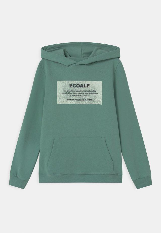 MANDIORE PATCH UNISEX - Sweater - aqua green