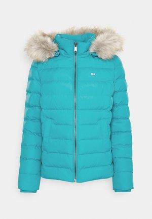 BASIC HOODED JACKET - Winter jacket - tidewater