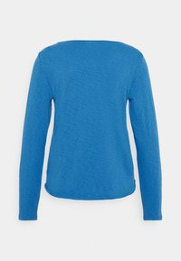 Marc O'Polo DENIM - LONG SLEEVE CREW NECK - Long sleeved top - cornflower - 1