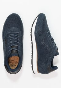 Woden - YDUN PEARL - Trainers - navy - 2