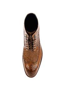 PRIMA MODA - PALINO - Šněrovací boty - brown - 1