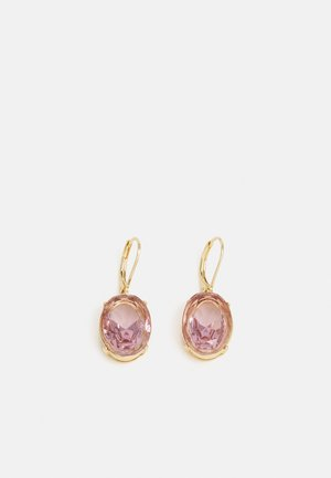 STONE DROP - Earrings - pink