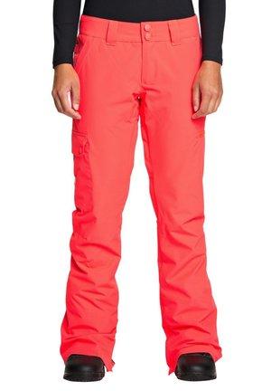 RECRUIT - Snow pants - diva pink