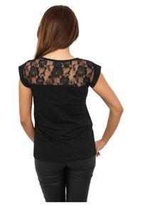 Urban Classics - T-shirt imprimé - black - 1
