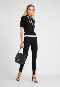 Escada - SIBILLE - Camiseta estampada - black - 1