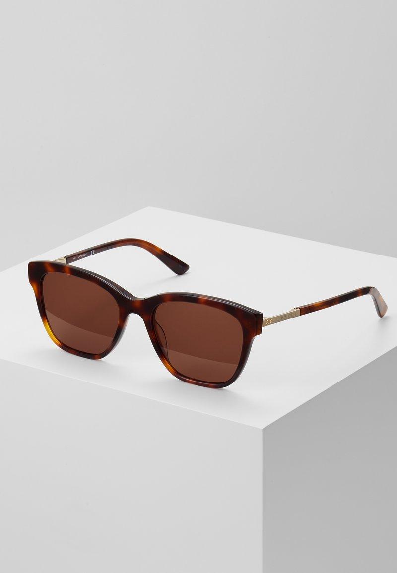 Calvin Klein - Sunglasses - soft tortoise