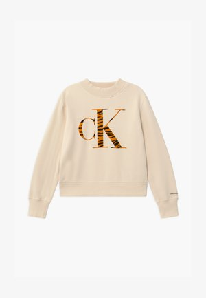 URBAN ANIMAL FLOCK - Sweatshirt - off-white