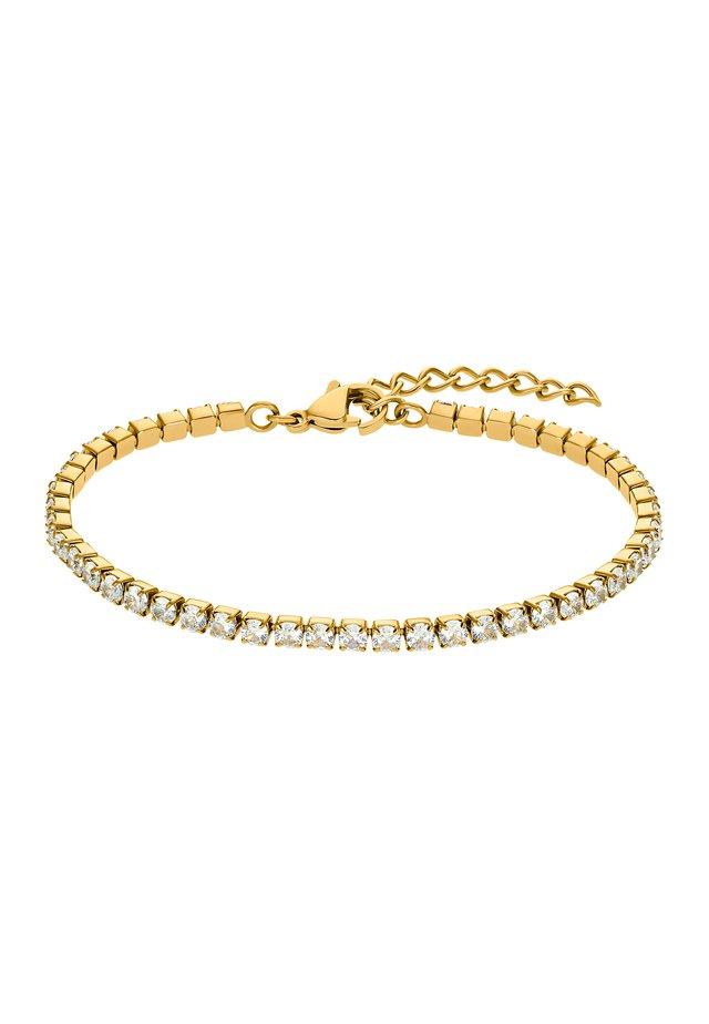 ARMBAND PLURA - Bracelet - goldfarben