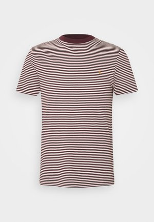 DAYTONA TEE - T-shirt print - farah red