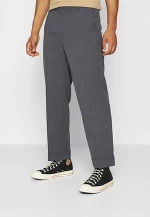 Kalhoty - mid grey