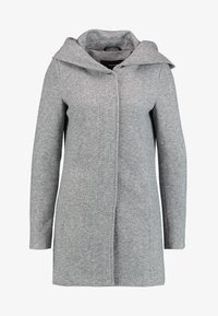 Vero Moda - VMVERODONA - Short coat - light grey melange - 7