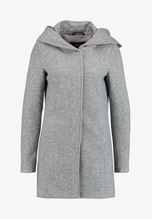 VMVERODONA - Cappotto corto - light grey melange