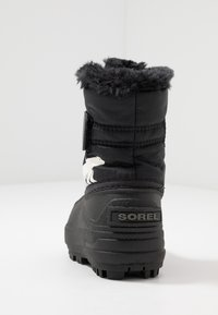 Sorel - CHILDRENS - Zimní obuv - black/charcoal - 4
