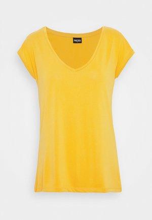 PCKAMALA - T-shirt basic - nugget gold