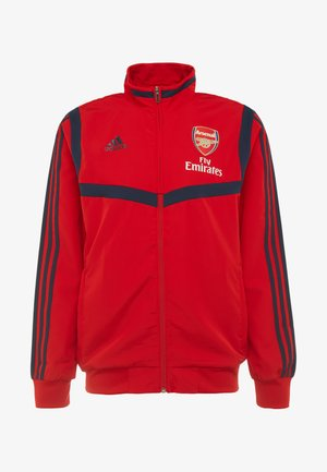 ARSENAL LONDON FC - Club wear - scarlet/collegiate navy