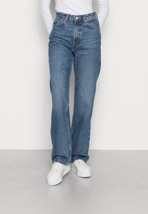 ROWE - Jeans straight leg - deep blue