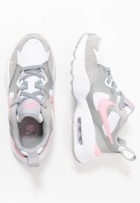 Nike Sportswear - AIR MAX FUSION UNISEX - Sneakers laag - light smoke grey/pink/white - 0
