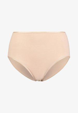 SEAMLESS MAXI - Panties - skin