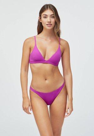STRUCTURED CLASSIC - Bikini bottoms - mauve