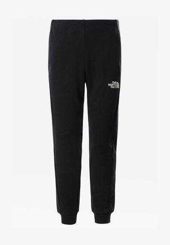 WARM STORM RAIN JACKET - Pantaloni sportivi - tnf black