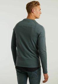 CHASIN' - RYLAN - Long sleeved top - dark blue - 1
