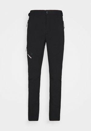 PIONEER - Kalhoty - black