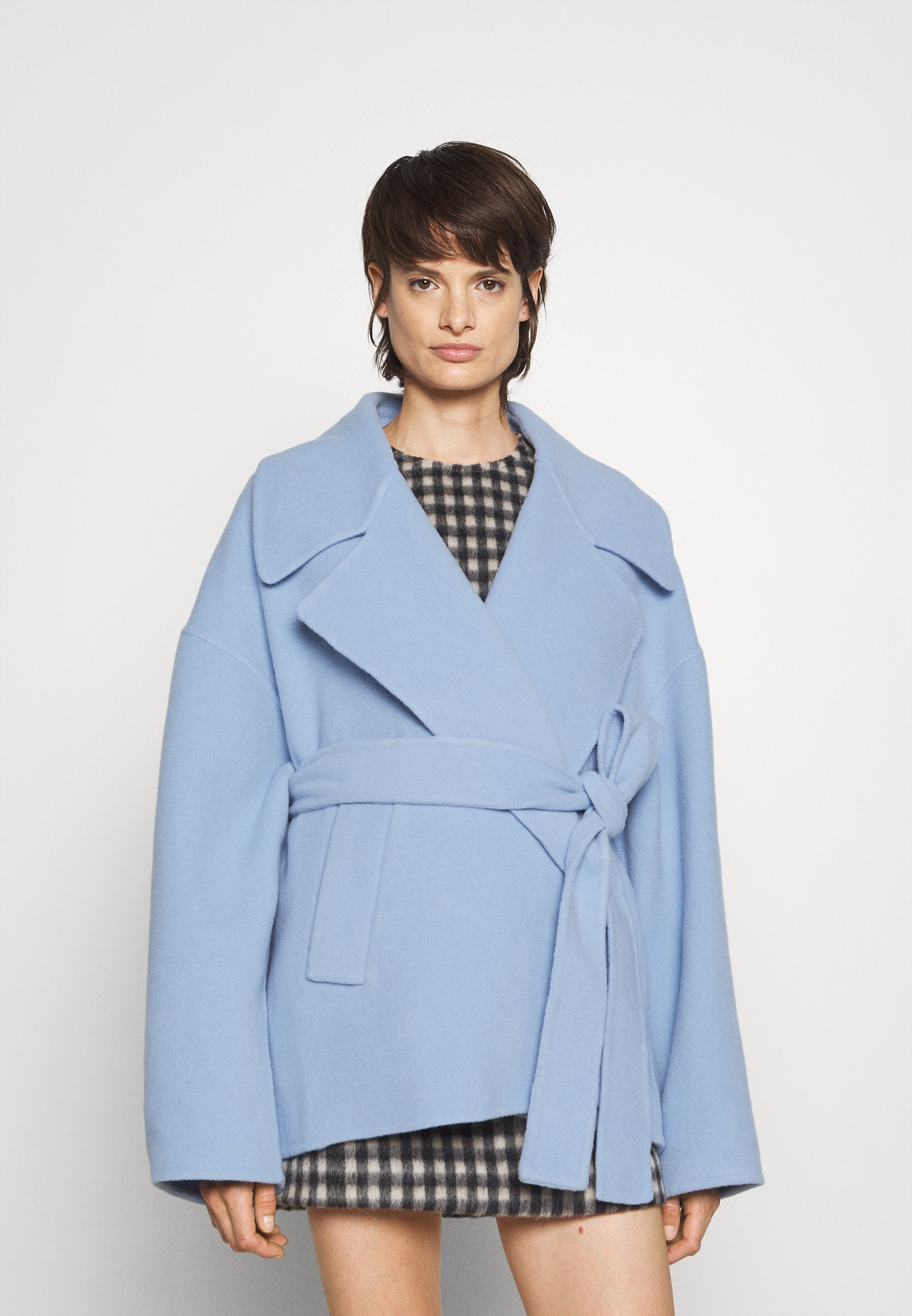Women GIACCONE TESSUTO - Classic coat